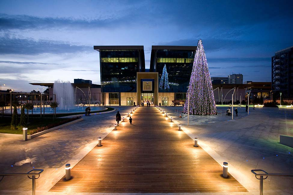 Shopping Centreu003cbru003eGolden Hall & Shopping Centreu003cbru003eGolden Hall - EMERGENCY LIGHTING PROJECTS ...
